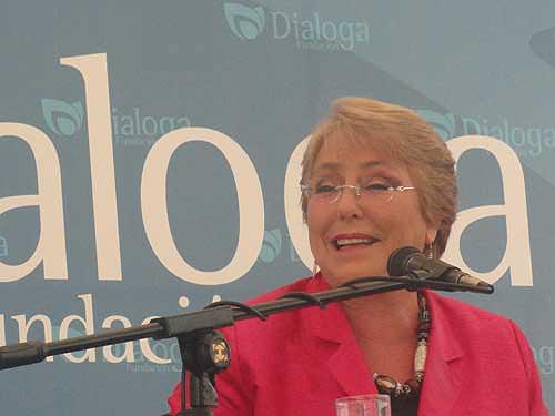 Michelle Bachelet: Equidad de Género y Trabajo Decente 1