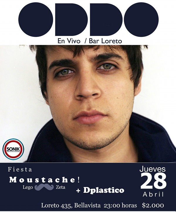 JUE/28/04 Oddo en Bar Loreto 1