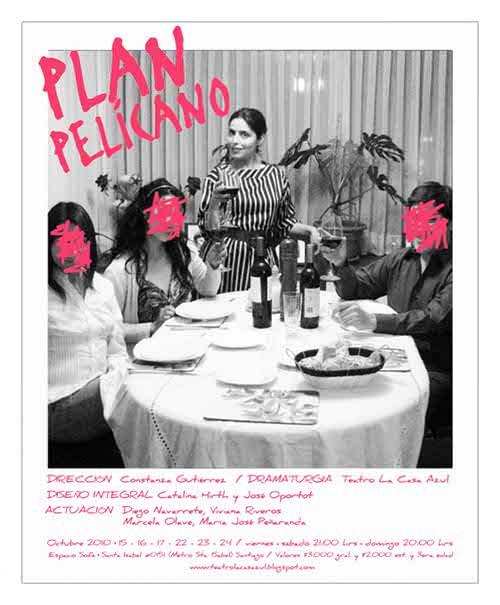 Teatro: Plan Pelícano 1