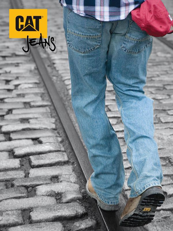 Jeans CAT 1