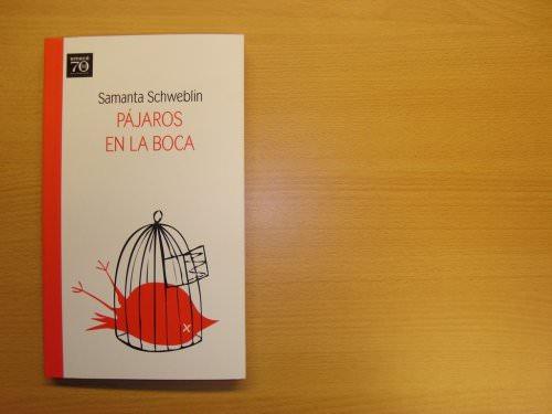 Samanta Schweblin en Chile 1