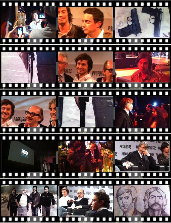 Prófugos: la nueva serie chilena para HBO 1