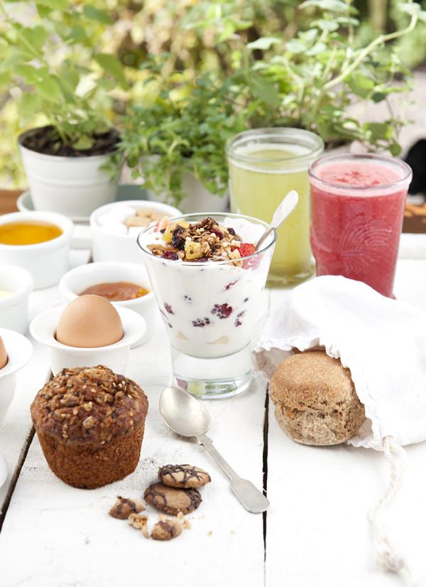 Desayunos y brunch en Quínoa 1