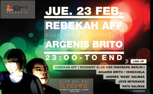 Rebekah Aff & Argenis Brito 1