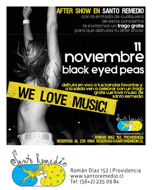 JUE/11/11 After show en Santo Remedio 1