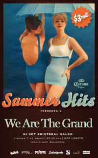VIE/07/01 Summer Hits con The Grand en Loreto 1