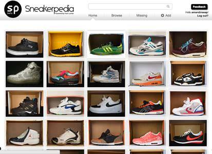 Sneakerpedia: todas las zapatillas del mundo 1