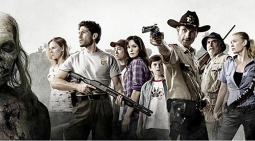 Vuelve a ver The Walking Dead hoy en Fox 1