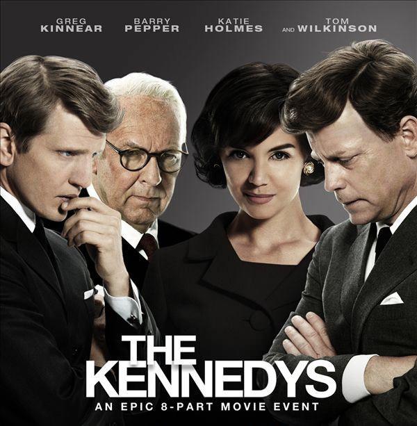 The Kennedys y las series históricas 1