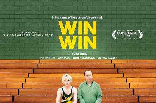 Win Win, nueva película con Paul Giamatti 1