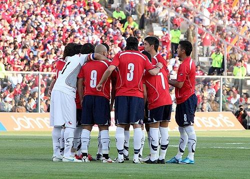 Especialista: Conoce a la selección chilena de fútbol que irá al Mundial 1