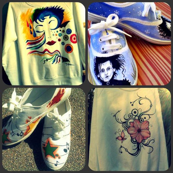 Moda: Zapati arte 1