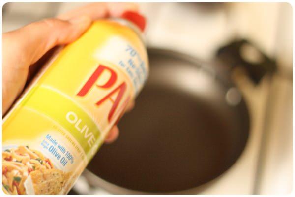 Aceite en spray para cocinar: buena idea? 1