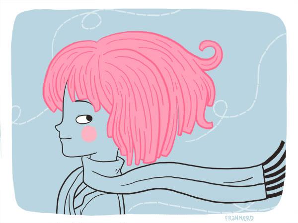 El proceso de aceptar tu pelo (y llevarte bien con él) 1