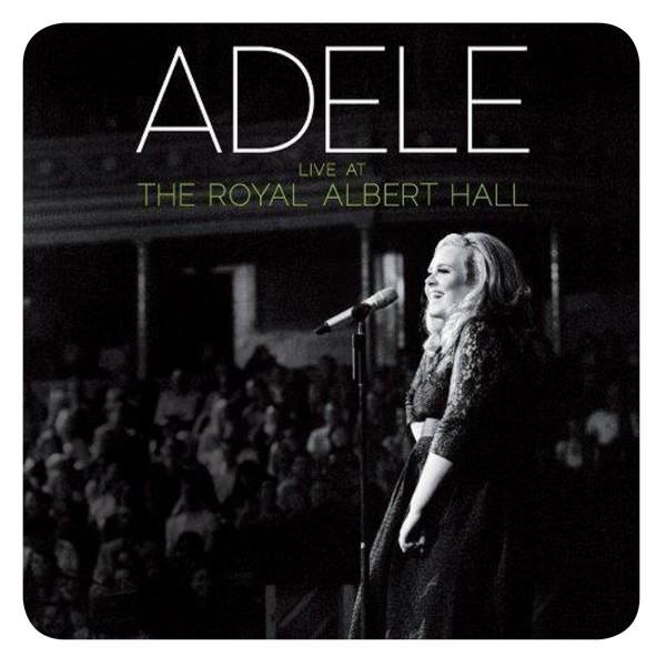 Adele en The Royal Albert Hall en pantalla grande (concurso!) 1