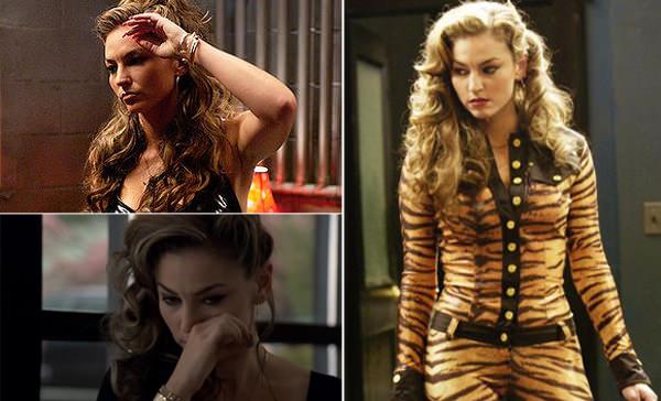 El look: Adriana La Cerva, The Sopranos 1