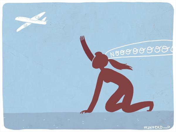 Despedir a tu mino en el aeropuerto: ¿buena idea? 1
