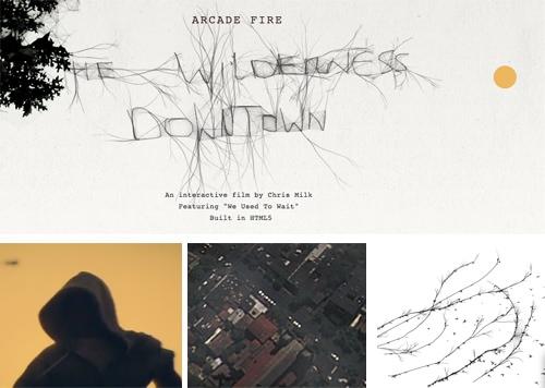 Nuevo video de Arcade Fire, una experiencia 1