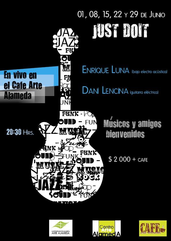 Noches Jazz en Cafe Arte Alameda 1