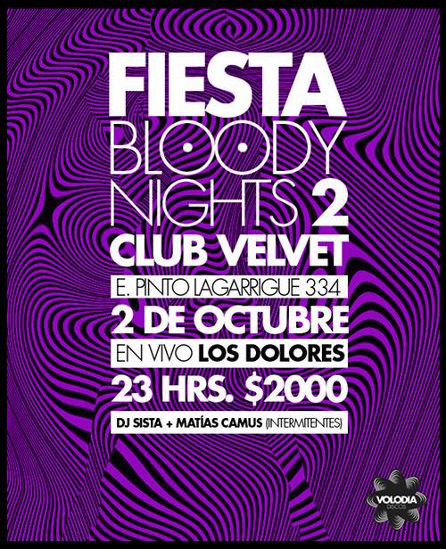 SAB/02/10 Fiesta Bloody Nights 1