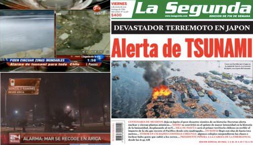 El tsunami y la sobreinformación 1
