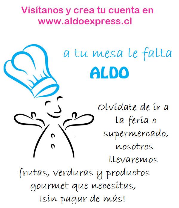 Aldo: frutas y productos gourmet a domicilio 1