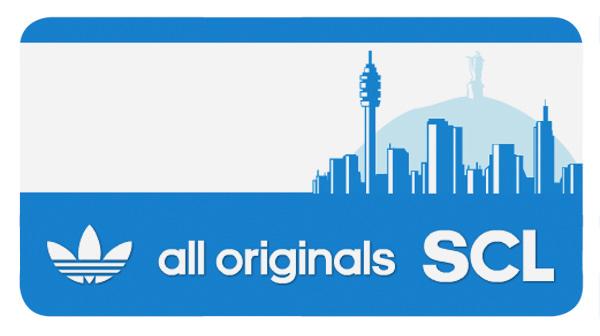 all originals SCL: adidas se toma la ciudad 1