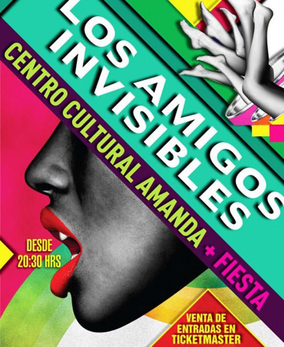 JUE/19/05 Los amigos invisibles en vivo 1