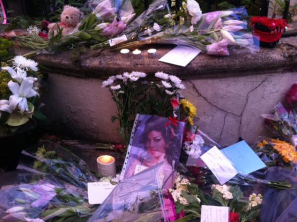 Adiós, Amy Winehouse 1
