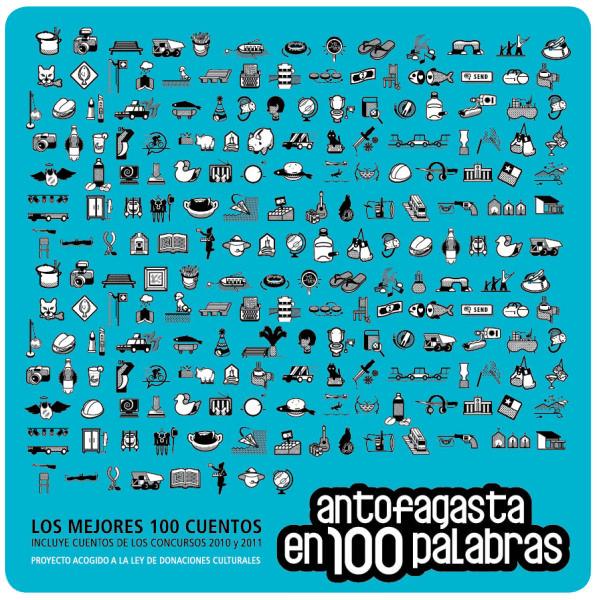 Antofagasta en 100 palabras: convocatoria y libros 1