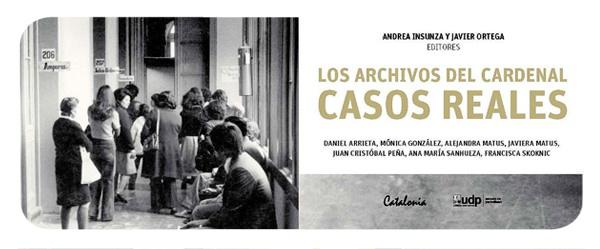 Los Archivos del Cardenal: dvd y libro de los casos reales 1