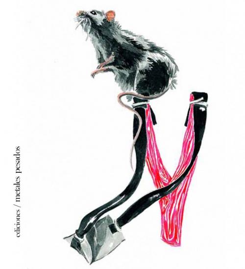 Libro: Armas arrojadizas de Marcelo Mellado 1