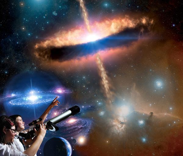 Observación nocturna en Planetario 1