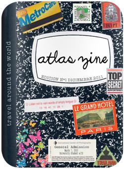 Atlas Zine, revista digital desde Concepción 1