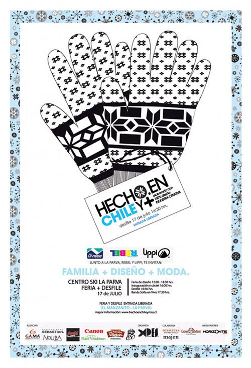 SAB/17/07 Hecho en Chile. Encuentro de diseño y moda en La Parva 1