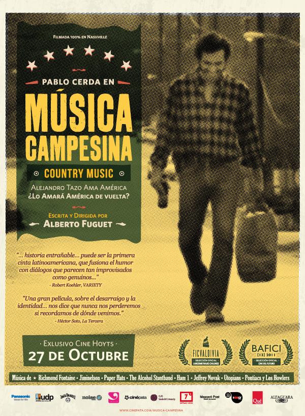 Música Campesina en cine Hoyts 1
