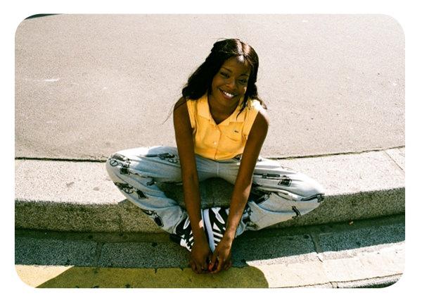 Azealia Banks, empezar el año bailando 1