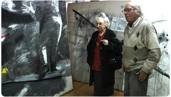 """""""Balmes: el doble exilio de la pintura"""", documental sobre el artista 1"""