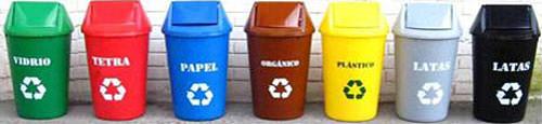 La importancia de reciclar y separar los desechos 1