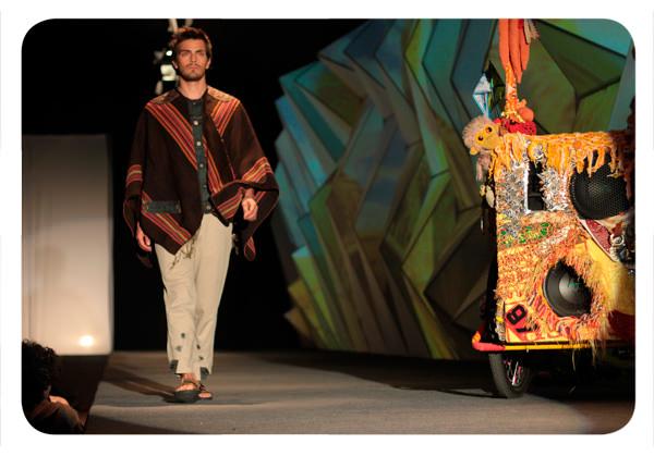 Cierre del Parque Arauco Be Fashion! 1
