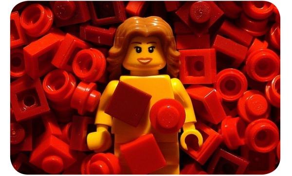 Lego y sus coleccionistas: de tiendas a escenas del cine 1