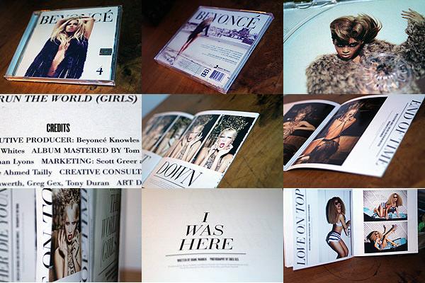 Beyoncé: hembra alfa 1