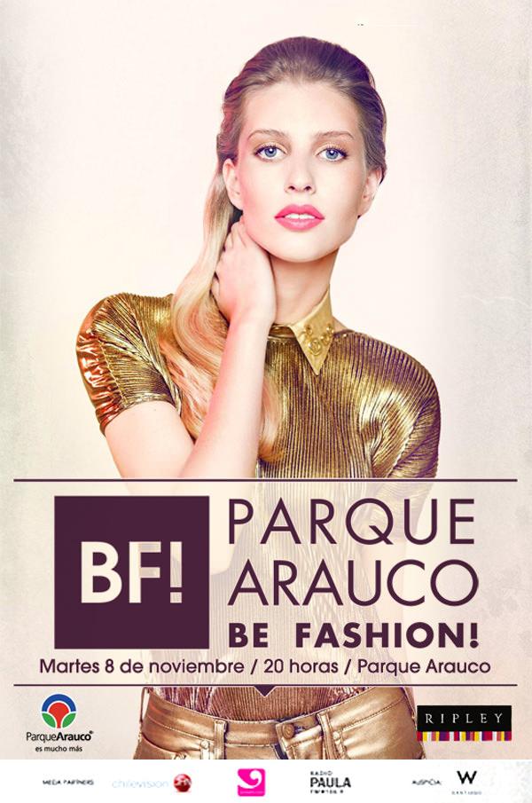 Gana pases dobles para Parque Arauco Be Fashion!* 1