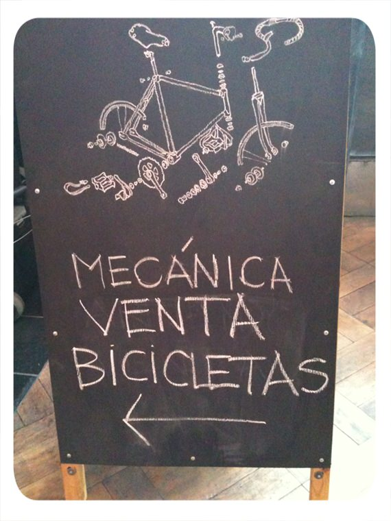 Talleres para la bicicleta 1