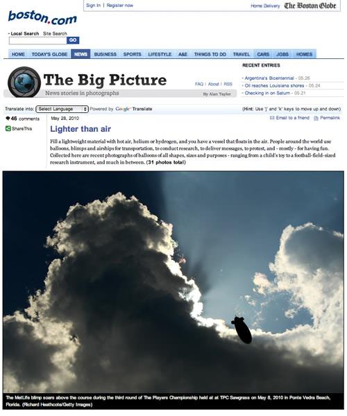 The Big Picture: las mejores fotos periodísticas 1