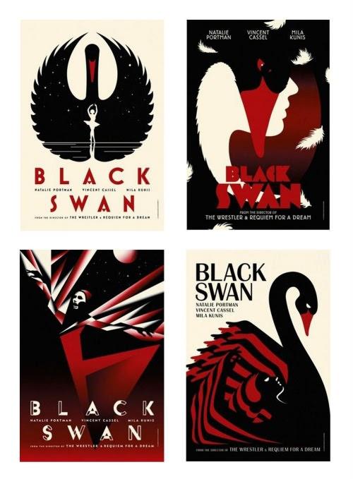 Razones por las que encontré Black Swan impresionante 1