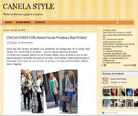 Canela: blog de moda 1
