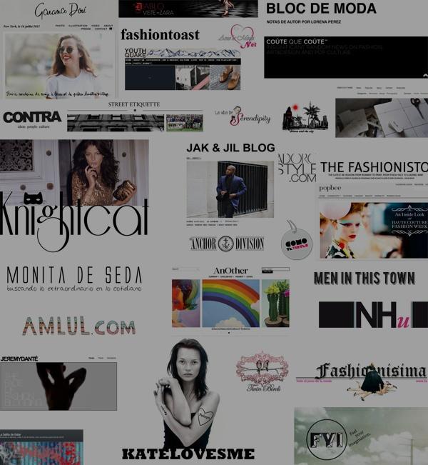 Guía de blogs de moda 1