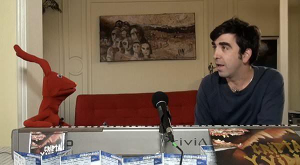 Pedropiedra entrevistado por Juan Carlos Bodoque 1