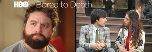 Bored to death tendrá segunda temporada! 1